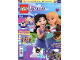 Book No: mag2018frnd08pl  Name: Lego Magazine Friends 2018 Issue 8 (Polish)