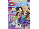 Book No: mag2018frnd09nl  Name: LEGO Magazine Friends 2018 Issue 9 (Dutch)