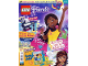 Book No: mag2018frnd09pl  Name: Lego Magazine Friends 2018 Issue 9 (Polish)
