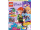 Book No: mag2018frnd11pl  Name: Lego Magazine Friends 2018 Issue 11 (Polish)