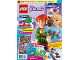 Book No: mag2018frnd12nl  Name: LEGO Magazine Friends 2018 Issue 12 (Dutch)