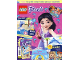 Book No: mag2018frnds1pl  Name: Lego Magazine Friends 2018 Special Issue 1 (Polish)