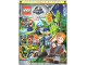 Book No: mag2018jw02de  Name: Lego Magazine Jurassic World 2018 Issue 2 (German)
