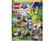 Book No: mag2018jw02nl  Name: Lego Magazine Jurassic World 2018 Issue 2 (Dutch)