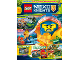 Book No: mag2018nex06nl  Name: LEGO Magazine Nexo Knights 2018 Issue 6 (Dutch)