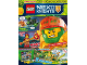 Book No: mag2018nex08nl  Name: LEGO Magazine Nexo Knights 2018 Issue 8 (Dutch)