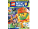 Book No: mag2018nex08pl  Name: Lego Magazine Nexo Knights 2018 Issue 8 (Polish)