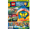 Book No: mag2018nex09nl  Name: LEGO Magazine Nexo Knights 2018 Issue 9 (Dutch)