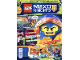 Book No: mag2018nex09pl  Name: Lego Magazine Nexo Knights 2018 Issue 9 (Polish)