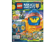 Book No: mag2018nex11fr  Name: LEGO Magazine Nexo Knights 2018 Issue 11 (French)