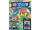 Book No: mag2018nex31de  Name: Lego Magazine Nexo Knights 2018 Issue 31 (German)