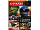 Book No: mag2018njo02pl  Name: Lego Magazine Ninjago 2018 Issue 2 (Polish)
