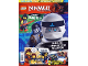 Book No: mag2018njo04pl  Name: Lego Magazine Ninjago 2018 Issue 4 (Polish)