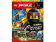 Book No: mag2018njo05nl  Name: LEGO Magazine Ninjago 2018 Issue 5 (Dutch)