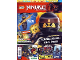 Book No: mag2018njo05pl  Name: Lego Magazine Ninjago 2018 Issue 5 (Polish)