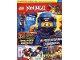Book No: mag2018njo07pl  Name: Lego Magazine Ninjago 2018 Issue 7 (Polish)