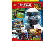 Book No: mag2018njo09nl  Name: LEGO Magazine Ninjago 2018 Issue 9 (Dutch)