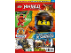 Book No: mag2018njo10nl  Name: LEGO Magazine Ninjago 2018 Issue 10 (Dutch)