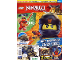 Book No: mag2018njo10pl  Name: Lego Magazine Ninjago 2018 Issue 10 (Polish)