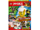 Book No: mag2018njo12nl  Name: LEGO Magazine Ninjago 2018 Issue 12 (Dutch)