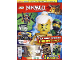 Book No: mag2018njo12pl  Name: Lego Magazine Ninjago 2018 Issue 12 (Polish)