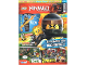 Book No: mag2018njo37de  Name: Lego Magazine Ninjago 2018 Issue 37 (German)