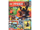 Book No: mag2018njo38de  Name: Lego Magazine Ninjago 2018 Issue 38 (German)