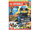 Book No: mag2018njo39de  Name: Lego Magazine Ninjago 2018 Issue 39 (German)