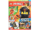 Book No: mag2018njo42de  Name: Lego Magazine Ninjago 2018 Issue 42 (German)