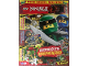 Book No: mag2018njos01de  Name: Lego Magazine Ninjago 2018 Special Issue 1 (German)