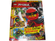 Book No: mag2018njox01pl  Name: Lego Magazine Ninjago 2018 XXL Issue 1 (Polish)