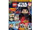 Book No: mag2018sw01czsk  Name: Lego Magazine Star Wars 2018 Issue 1 (Czech / Slovak)