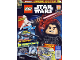 Book No: mag2018sw04pl  Name: Lego Magazine Star Wars 2018 Issue 4 (Polish)