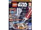 Book No: mag2018sw06pl  Name: Lego Magazine Star Wars 2018 Issue 6 (Polish)