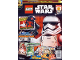 Book No: mag2018sw09pl  Name: Lego Magazine Star Wars 2018 Issue 9 (Polish)