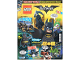 Book No: mag2018tlbm03de  Name: Lego Magazine The LEGO Batman Movie 2018 Issue 3 (German)