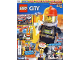 Book No: mag2019cty02pl  Name: Lego Magazine City 2019 Issue 2 (Polish)