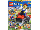 Book No: mag2019cty03de  Name: Lego Magazine City 2019 Issue 3 (German)