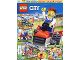 Book No: mag2019cty03pl  Name: Lego Magazine City 2019 Issue 3 (Polish)
