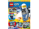 Book No: mag2019cty04nl  Name: Lego Magazine City 2019 Issue 4 (Dutch)