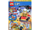 Book No: mag2019cty05pl  Name: Lego Magazine City 2019 Issue 5 (Polish)