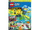 Book No: mag2019cty06nl  Name: Lego Magazine City 2019 Issue 6 (Dutch)