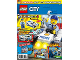 Book No: mag2019cty07nl  Name: Lego Magazine City 2019 Issue 7 (Dutch)