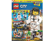 Book No: mag2019cty08nl  Name: Lego Magazine City 2019 Issue 8 (Dutch)