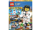 Book No: mag2019cty08pl  Name: Lego Magazine City 2019 Issue 8 (Polish)