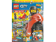 Book No: mag2019cty09de  Name: Lego Magazine City 2019 Issue 9 (German)