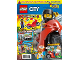 Book No: mag2019cty09nl  Name: Lego Magazine City 2019 Issue 9 (Dutch)