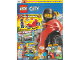 Book No: mag2019cty09pl  Name: Lego Magazine City 2019 Issue 9 (Polish)