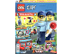 Book No: mag2019cty10pl  Name: Lego Magazine City 2019 Issue 10 (Polish)