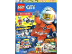 Book No: mag2019cty11pl  Name: Lego Magazine City 2019 Issue 11 (Polish)
